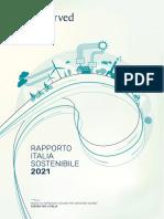 Rapporto Italia Sostenibile 2021