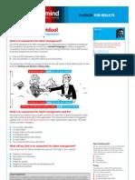 DISCOVER Individual Assessment for Talent Management [MM-EN-RL]