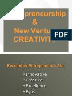Week 2  Entrepreneurship Creativity & Innovation