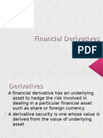 Financial Derivatives (1)
