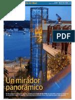 Especial ascensor del puerto de Maó (7/5/2021)
