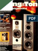 Klang & Ton 1988-01