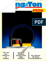 Klang & Ton 1988 Spezial