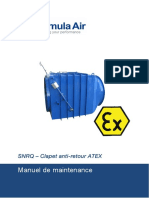 SNR-ATEX-Clapet-anti-retour-manuel-de-maintenance-FR