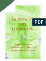 RUTA HERGUIJUELA DE LA SIERRA-VALLE DE BELÉN