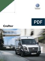 VW Crafter Broschuere