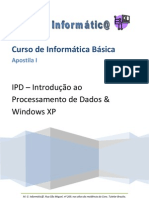 1º Apostila - IPD - MG Informátic@