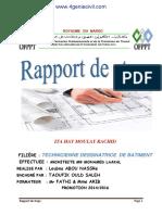 Rapport Tdb