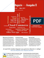 Shopleiter Magazin Nr. 8 - Cloud Commerce