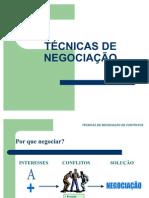 slide tecnicas de negociação