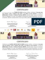 Certificados V REVIF - Mesa de Abertura