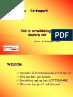 Voorlichting Informatica