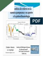 1 Presentación_Paleoclimatologia _CM_2019