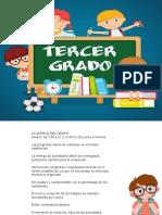 Presentación 3.3 3er Grado