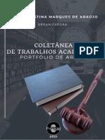 Coletânea de Trabalhos Acadêmicos