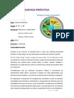 Secuencia de 5 año  DIETA SALUDABLE DEFINITIVA.docx · versión 1