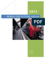 NOKIA-THE FUTURE AHEAD