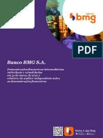 Demonstrativos Financeiros Do Resultado Da Banco Bmg Do 1t21