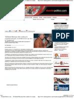 11-03-11 El Estado Mexicano debe conducir la Economia de Mexico