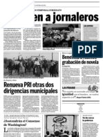 14-03-11 Columna Consenso Washington - Expreso