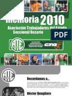 Anuario Ate 2010