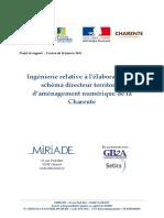 Ingénierie Relative à Lʹélaboration Du Schéma Directeur Territorial d Aménagement Numérique de La Charente