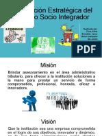 Planificación Estratégica del Proyecto Socio Integrador