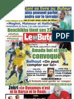 LE BUTEUR PDF du 15/03/2011