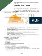 UNIDAD 2 ORGANIZACIONES FORMALES E INFORMALES. 4 AOS
