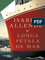 Longa Pétala de Mar - Isabel Allende