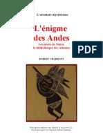 Robert Charroux - L Enigme Des Andes