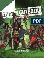 Rulebook Prison Outbreak Pt Br