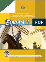 Ct1 Español i 10mo Grado Cuadernillo