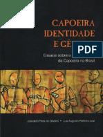 Capoeira, Identidade e Gênero - Josivaldo Pires