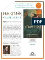 Ferryman by Claire McFall Author's Note