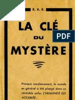 XXX - La Cle Du Mystere