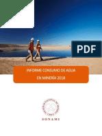 Informe de Agua 2018