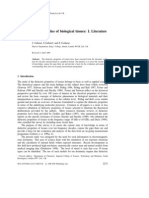 The dielectric properties of biological tissues - I.      Literature survey