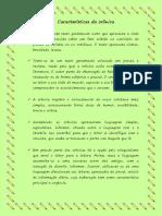 Características Da Crônica PDF