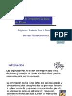 conceptos Base de Datos - DISEÑO BASE DE DATOS 2010 [Modo de compatibilidad]