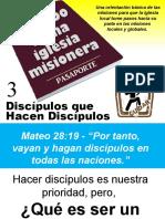 3. Discípulos que Hacen Discípulos