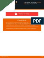 Como mudar_ filtro de ar - Peugeot 308 I _ Guia de substituição