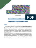 0️⃣ Clase 0 en pdf- Presentación y entorno del aula virtual. MATE