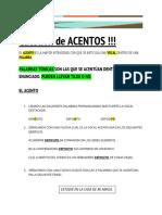 ZOOM - CUESTIÓN DE ACENTOS-
