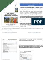 Instructivo guía didáctica Pregrado SEED UNET 4.0