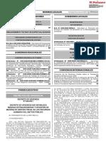 Decreto de Urgencia Nº 044-2021