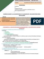 1. INRODUCTION A LA RHUMATOLOGIE (1)