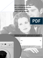 Fagor 1F-3611X Washing Machine