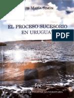 El Proceso Sucesorio - L.M.simon