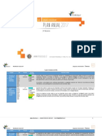 Planificacion Anual Lenguaje y Comunicacion 3Basico 2017